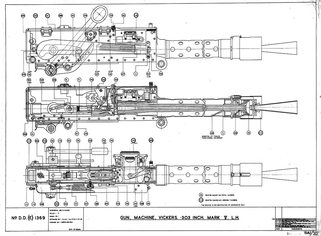 DB Design Bureau - CAC Wirraway technical information
